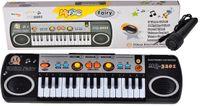 Keyboard Organy Pianino dla dzieci z mikrofonem 37 Klawiszy U130