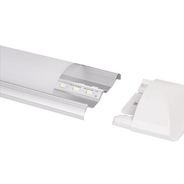 LAMPA LED 120cm PANEL Świetlówka Natynkowa Oprawa zdjęcie 2