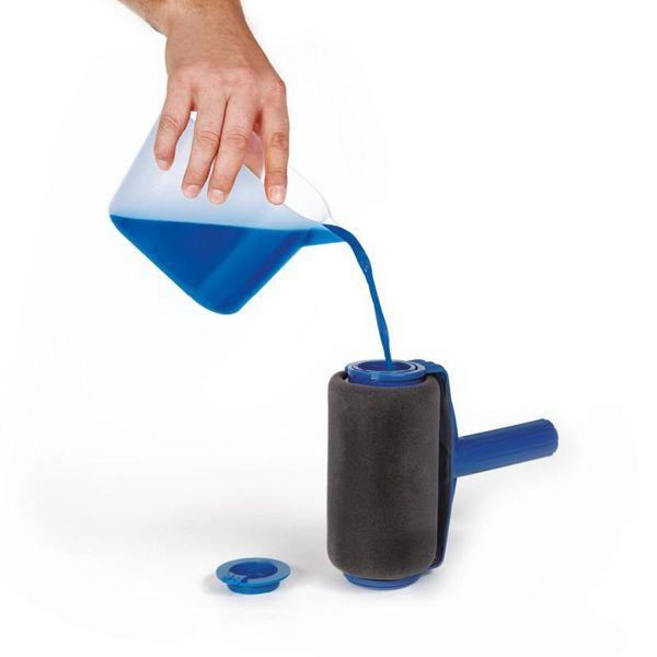 Zestaw do malowania niekapiący wałek Paint Roller wersja PREMIUM zdjęcie 2