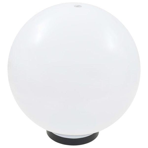 Lampy zewnętrzne LED, 2 szt., kule 30 cm, PMMA zdjęcie 4