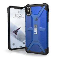 UAG Plasma - etui do iPhone Xs Max (niebieskie przeźroczyste)