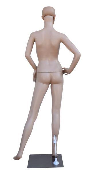 Manekin Wystawowy Pełnopostaciowy Damski podstawa Stalowa Solidny 175 zdjęcie 3