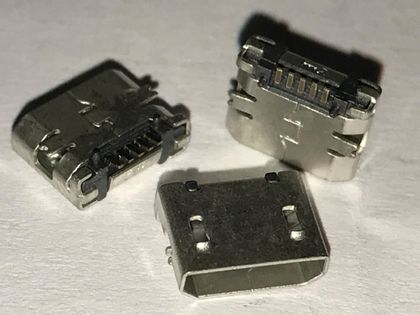 Nowe gniazdo micro usb Lenovo,Huawei,OPPO 5pin T14