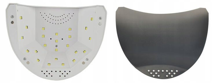 Mocna Lampa UV Dual LED Żele Hybrydy 48W SUNshine zdjęcie 8