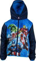 Kurtka wiosenna przeciwdeszczowa Avengers r140 10 lat Marvel (DHQ1401)