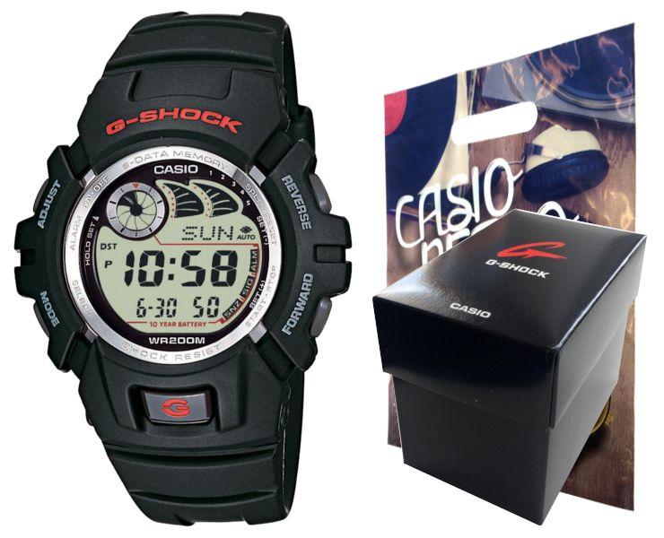 Zegarek  Casio G-SHOCK G-2900F-1VER zdjęcie 1