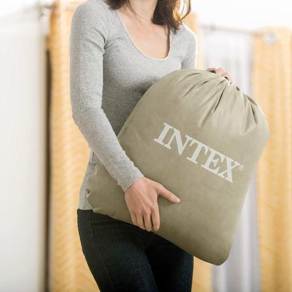 Intex Materac dmuchany Kidz Travel Bed Set, 107x168x25 cm, 66810NP zdjęcie 3