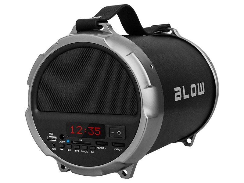 GŁOŚNIK BLUETOOTH BLOW BT1000 100W USB SD FM AUX + ŁADOWARKA zdjęcie 4