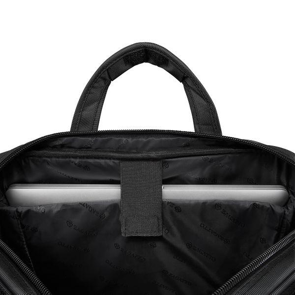 Wielofunkcyjna biznesowa torba na laptopa Zagatto Oxford ZG102 zdjęcie 5