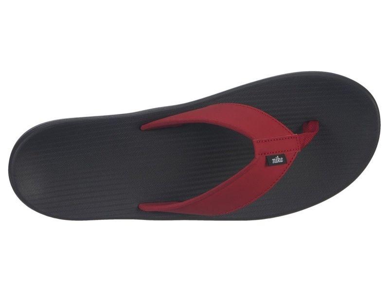 Klapki japonki męskie Nike Kepa Kai czarne skóra syntetyczna