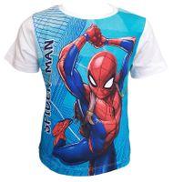 T-Shirt Spider-Man 4 lata r104 Licencja Marvel (SE1448 White 4Y)