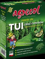 Nawóz do Tui oraz Cyprysów Agrecol 1,2kg