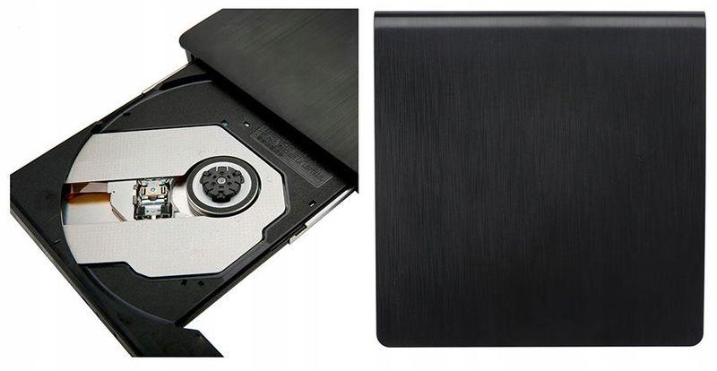 USB 3.0 NAGRYWARKA ZEWNĘTRZNA CD, CD-RW, NAPĘD DVD zdjęcie 6