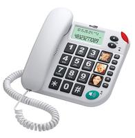 TELEFON STACJONARNY DLA SENIORA MAXCOM KXT480