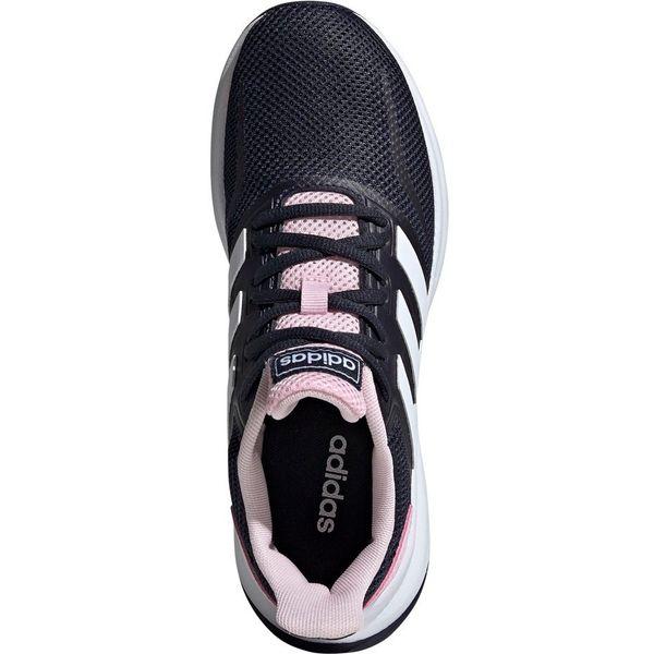 Buty damskie do biegania adidas Falcon granatowo różowe EF0152 37 13