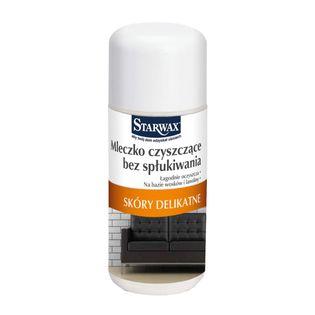 Starwax Mleczko czyszczące do skór bez spłukiwania 200 ml