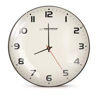 Klasyczny Dekoracyjny Zegar Ścienny Okrągły 30Cm