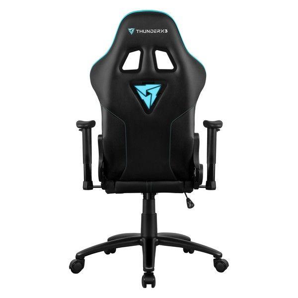 Fotel dla Graczy Tacens RC3HEXC Niebieski zdjęcie 3