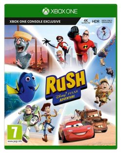 Gra Pixar Rush Eng (Xone)