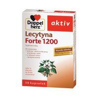 Doppelherz Aktiv Lecytyna 1200 Forte, 30 tabletek - Długi termin ważności!