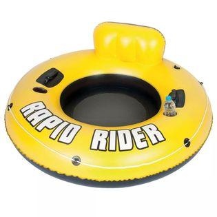 Lumarko Jednoosobowe dmuchane koło do pływania Rapid Rider, 43116!