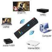 Pilot smart tv MX3 Android Box klawiatura 3w1 zdjęcie 2