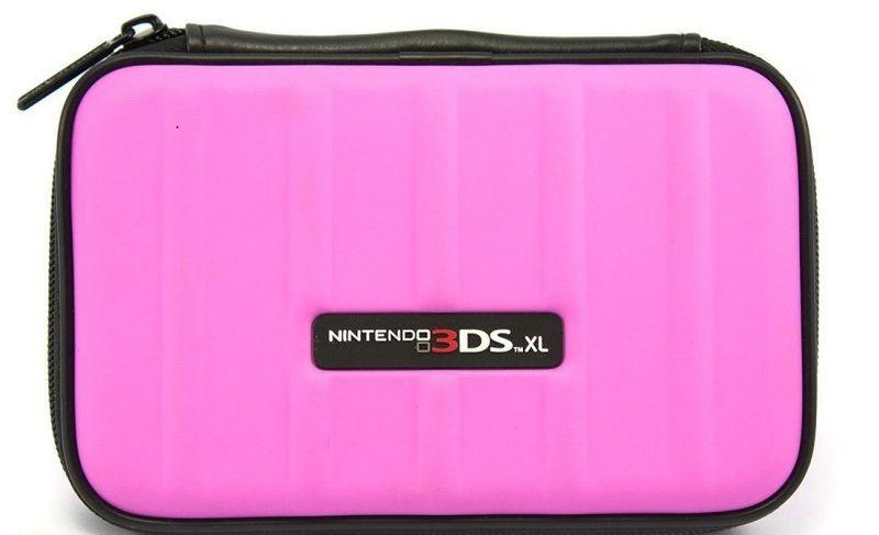 Etui na Nintendo 3DS XL / 3DS XL Różowe zdjęcie 1