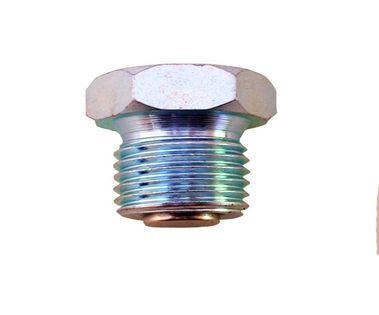 Śruba korek spustu oleju SIMSON S51, S70, SR50, SR80, KR51/2 z magnesem mocnym