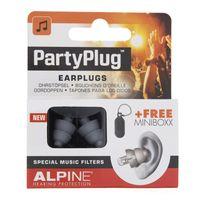 Alpine PartyPlug srebrne zatyczki do uszu
