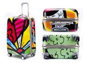 Walizka Podróżna Bagaż na Kółkach Mała 65x40 cm Picasso