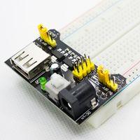 Moduł zasilający do płytki stykowej dla Arduino