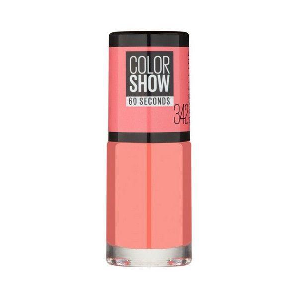 lakier do paznokci Color Show Maybelline 357 - burgundy kiss zdjęcie 8
