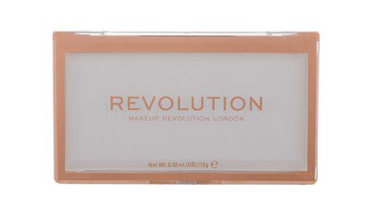 Makeup Revolution London Matte Base Puder 12g P0