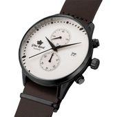 Zegarek męski Gino Rossi Exlusive-VISO-  E12463A-3B5