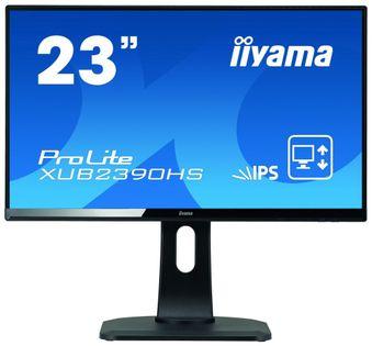 """Monitor Iiyama 23"""" 1920 X 1080 Xub2390Hs-B1 Czarny"""