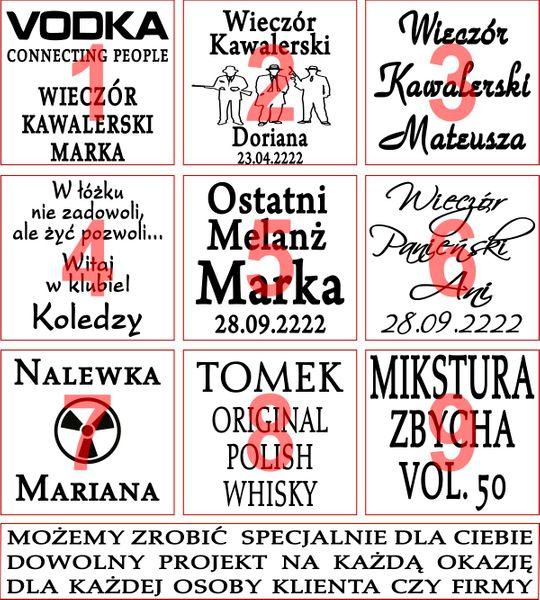 KARAFKA GRAWER wieczór kawalerski +etui +6kieliszk na Arena.pl