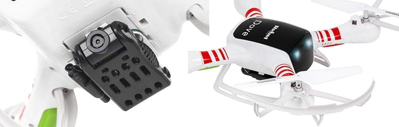 Dron Rebel DOVE WIFI kamera aplikacja zdjęcie 6