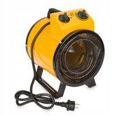 Nagrzewnica elektryczna farelka wentylator 230v