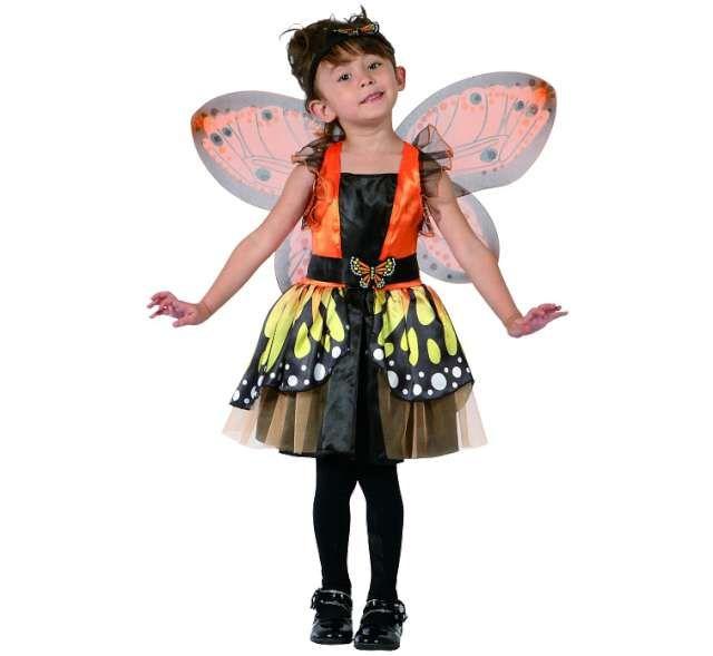 strój MOTYL motylek HALLOWEEN bal kostium 92/104 zdjęcie 1