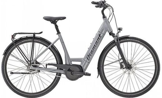 """Diamant Beryll+ tie L 20"""" ( 55cm ) Graphitgrau 7bieg rower elektryczny"""
