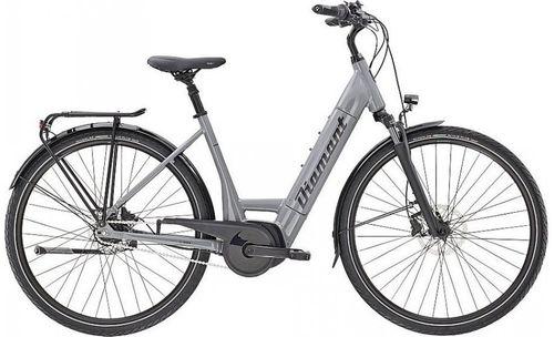 """Diamant Beryll+ tie L 20"""" ( 55cm ) Graphitgrau 7bieg rower elektryczny na Arena.pl"""