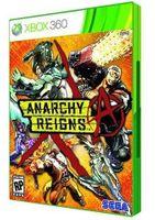 Anarchy Reigns XBOX 360 gra Nowa