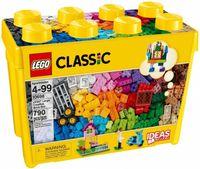 Lego Classic Kreatywne klocki duże pudełko