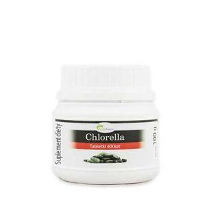 Chlorella tabletki 400 tab. VitaFarm