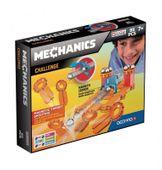Klocki magnetyczne CHALLENGE 95 elementów