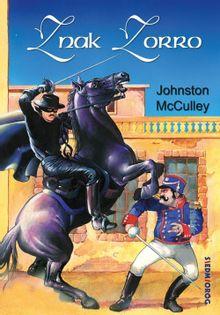 Znak Zorro McCulley Johnston