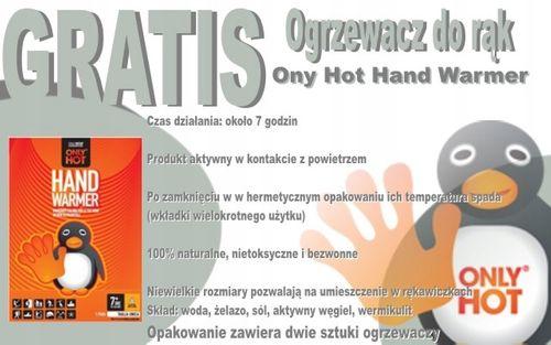 Czapka Eisbar Mercury Szara + Gratis na Arena.pl