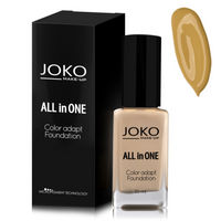 Joko Podkład All in One nr 114 Rich Tan 30ml - 114 Rich Tan