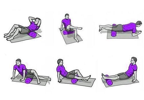 Roller joga - wałek do masażu RY5416 na Arena.pl