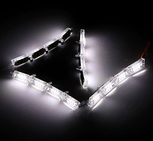 ŚWIATŁA DRL LED + płynący kierunkowskaz zdjęcie 4